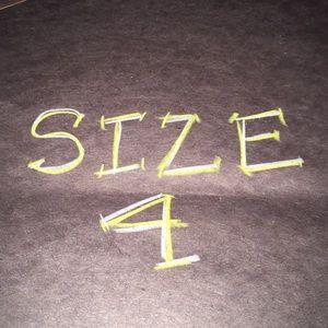 Shoes - Size 4 shoes